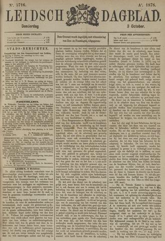 Leidsch Dagblad 1878-10-03