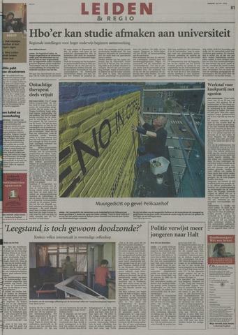Leidsch Dagblad 2004-06-29
