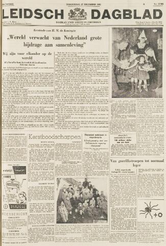 Leidsch Dagblad 1951-12-27