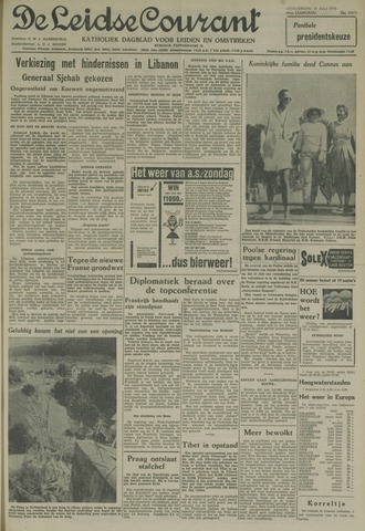 Leidse Courant 1958-07-31