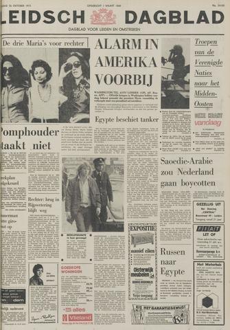 Leidsch Dagblad 1973-10-26