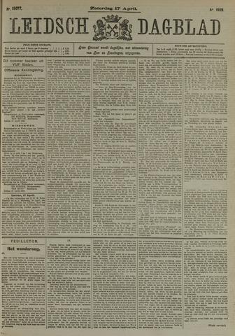 Leidsch Dagblad 1909-04-17