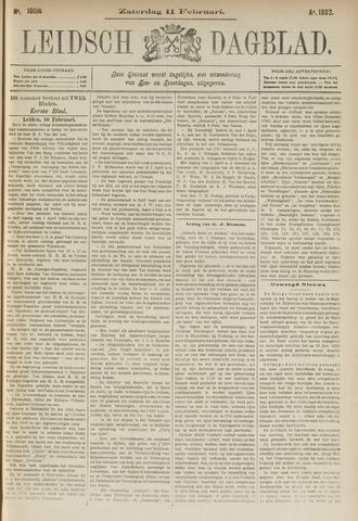 Leidsch Dagblad 1893-02-11