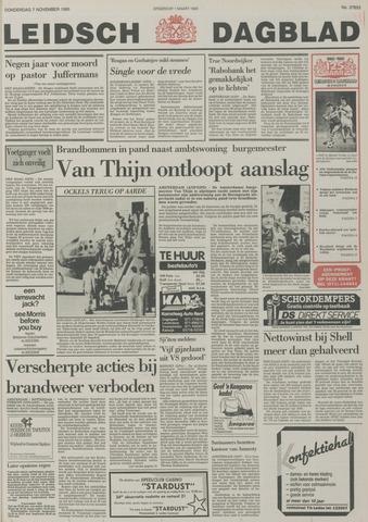 Leidsch Dagblad 1985-11-07