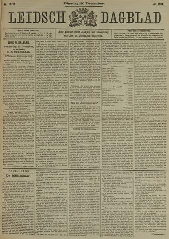 Leidsch Dagblad 1904-12-20