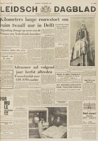 Leidsch Dagblad 1962-12-07