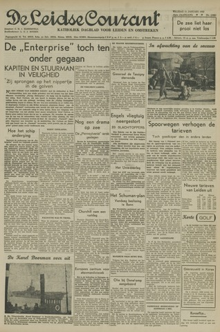Leidse Courant 1952-01-11