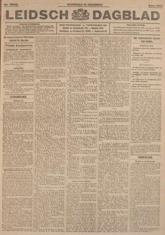 Leidsch Dagblad 1923-12-19