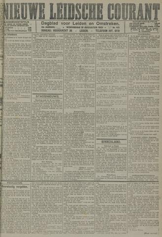 Nieuwe Leidsche Courant 1921-08-31