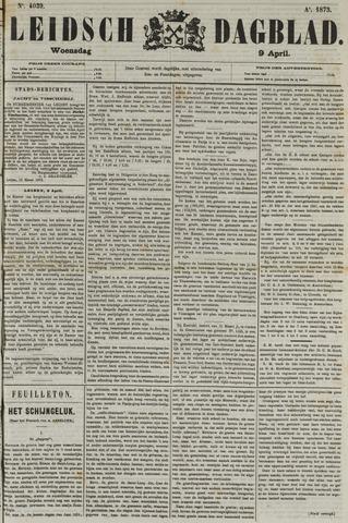 Leidsch Dagblad 1873-04-09