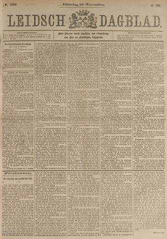 Leidsch Dagblad 1901-11-19