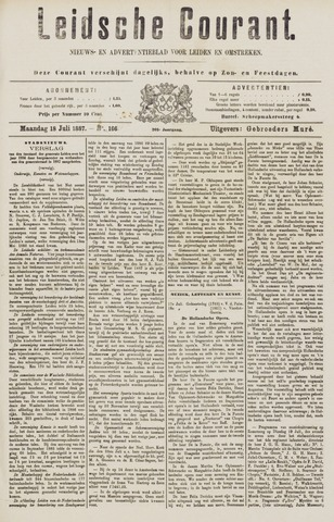 Leydse Courant 1887-07-18