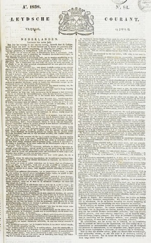 Leydse Courant 1838-07-13