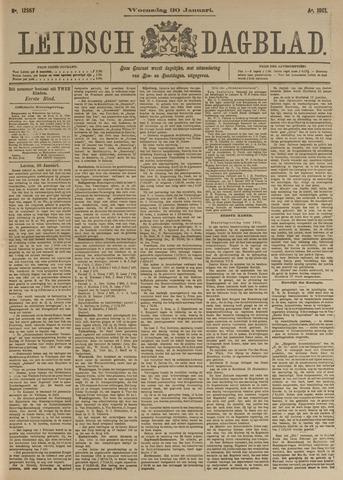 Leidsch Dagblad 1901-01-30