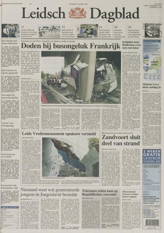 Leidsch Dagblad 2000-08-02