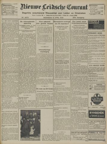 Nieuwe Leidsche Courant 1939-04-12