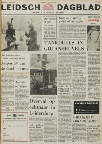 Leidsch Dagblad 1974-04-01
