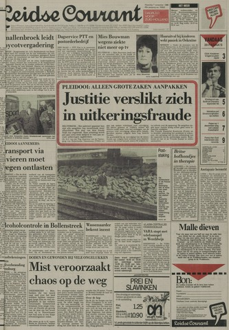 Leidse Courant 1988-11-07