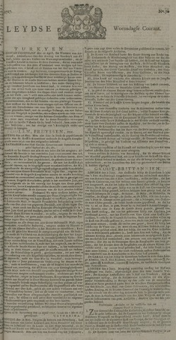 Leydse Courant 1727-06-11