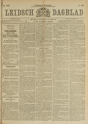 Leidsch Dagblad 1904-01-08