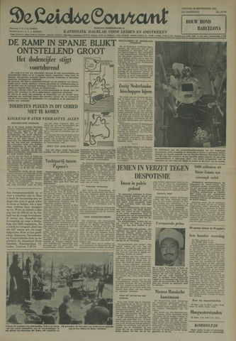 Leidse Courant 1962-09-28