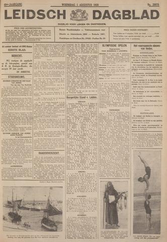 Leidsch Dagblad 1928-08-01