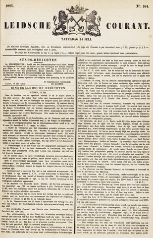 Leydse Courant 1883-07-14