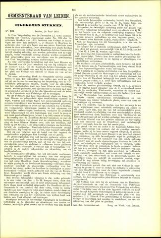 Handelingen van de Raad 1934-06-28