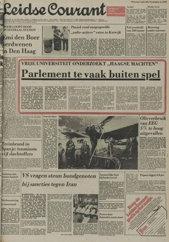 Leidse Courant 1980-04-09