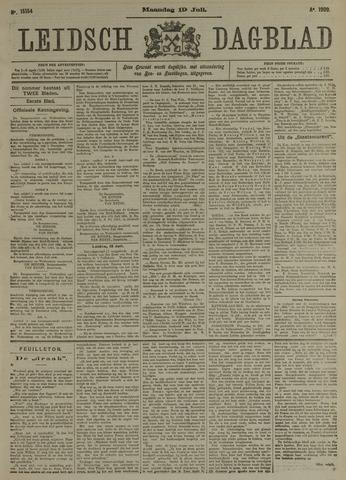 Leidsch Dagblad 1909-07-19