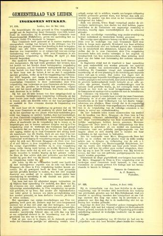 Handelingen van de Raad 1932-05-10