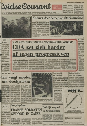 Leidse Courant 1977-04-16
