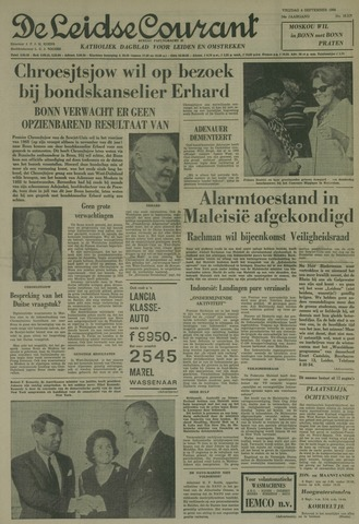 Leidse Courant 1964-09-04