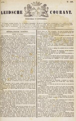 Leydse Courant 1879-09-17