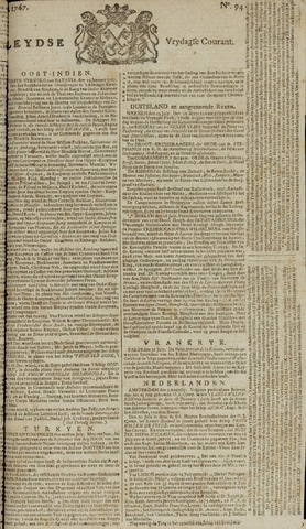 Leydse Courant 1767-08-07