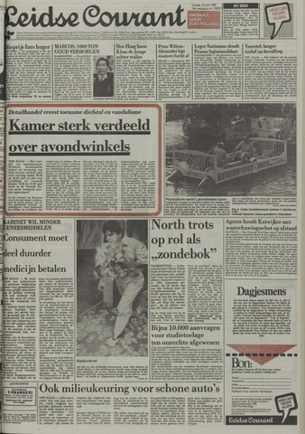 Leidse Courant 1987-07-10