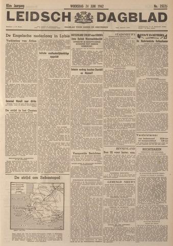 Leidsch Dagblad 1942-06-24