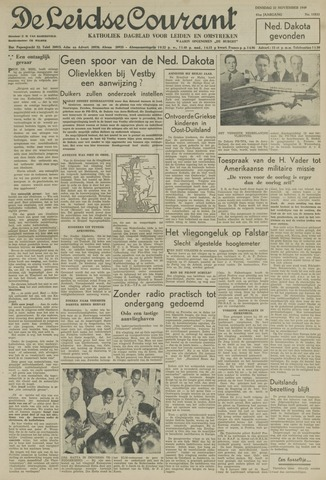 Leidse Courant 1949-11-22