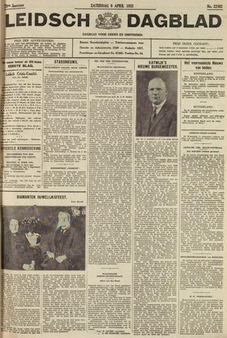 Leidsch Dagblad 1932-04-09