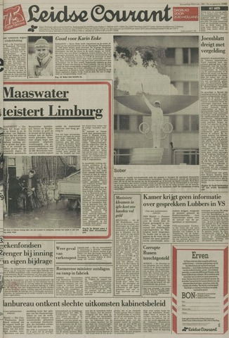 Leidse Courant 1984-02-09
