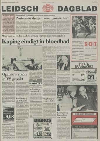 Leidsch Dagblad 1985-11-25