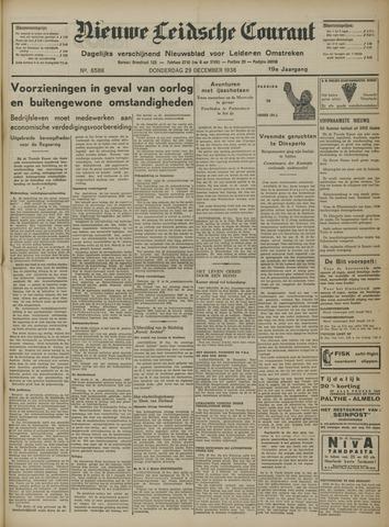 Nieuwe Leidsche Courant 1938-12-29