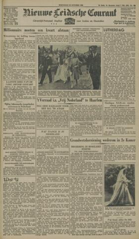 Nieuwe Leidsche Courant 1946-10-30