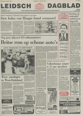 Leidsch Dagblad 1985-03-08
