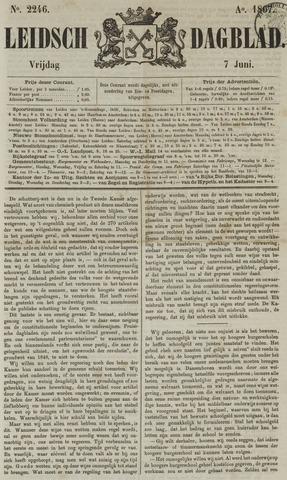 Leidsch Dagblad 1867-06-07