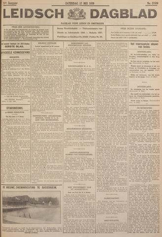 Leidsch Dagblad 1930-05-17