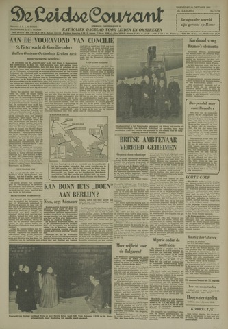Leidse Courant 1962-10-10