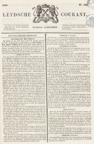 Leydse Courant 1846-12-21