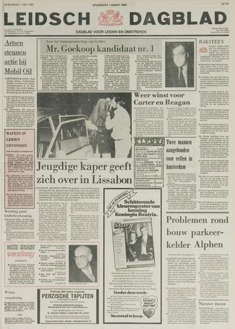 Leidsch Dagblad 1980-05-07