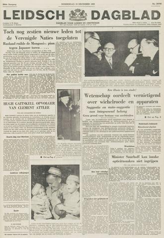Leidsch Dagblad 1955-12-15